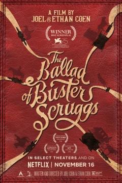 Poster La Balada de Buster Scruggs