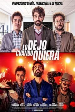 Poster Lo Dejo cuando Quiera