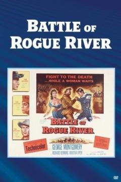 Poster La batalla de Rogue River