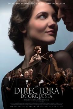 Poster La Directora de Orquesta