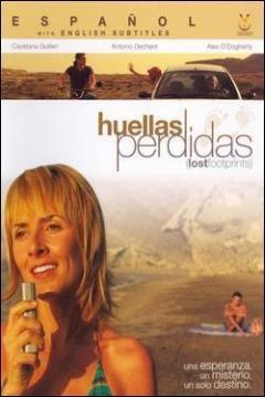 Poster Huellas Perdidas
