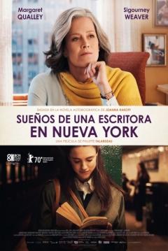 Poster Sueños de una Escritora en Nueva York