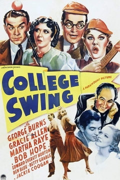 Poster College Swing