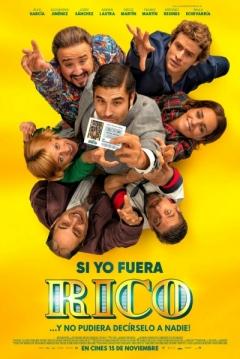 Poster Si Yo Fuera Rico