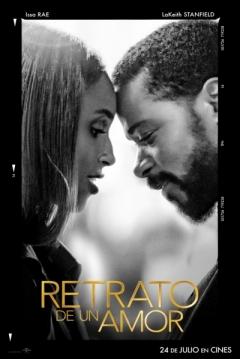 Poster Retrato de un Amor