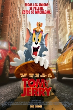 Poster Tom y Jerry