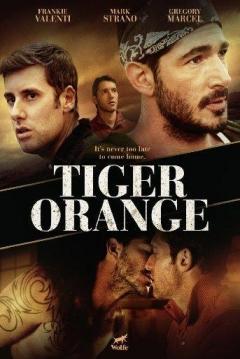 Poster Tiger Orange
