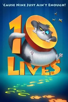 Poster 10 Lives
