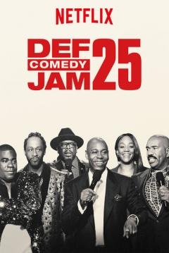 Poster Def Comedy Jam 25