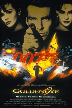 Poster 007: GoldenEye