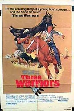 Poster Tres Guerreros