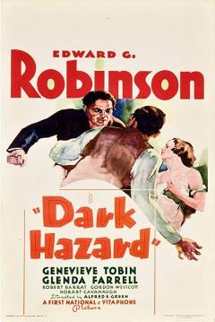 Poster Dark Hazard