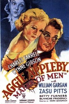 Poster Aggie Appleby, Creadora de hombres