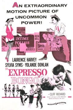 Poster Expresso Bongo
