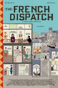 Poster La Crónica Francesa