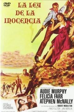 Poster La Ley de la Inocencia (Cargado con la Culpa Ajena)
