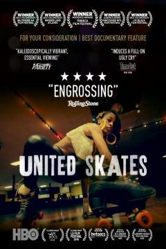 Poster United Skates