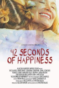 Poster 42 Seconds of Happiness