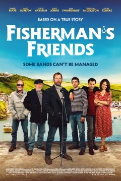 Poster Fisherman's Friends: Música a Bordo
