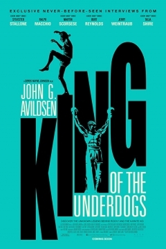 Poster John G. Avildsen: King of the Underdogs