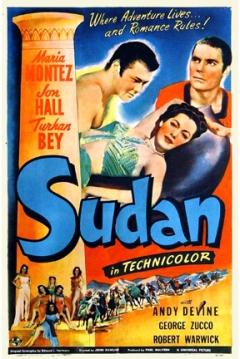 Poster Sudan