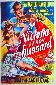 Poster Victoria and Her Hussar