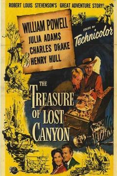 Poster El Tesoro de Lost Canyon