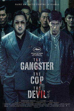 Poster The Gangster, The Cop, The Devil