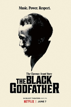Poster The Black Godfather
