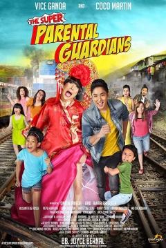 Poster The Super Parental Guardians