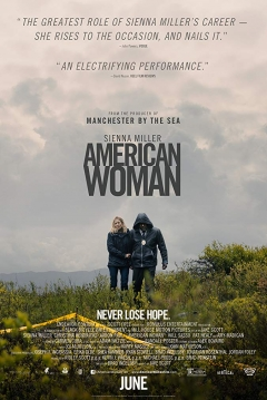 Poster American Woman