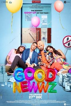 Poster Good Newwz
