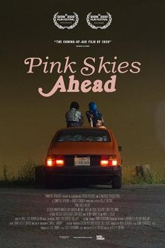 Poster Pink Skies Ahead