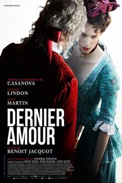 Poster Casanova, El Último Amor