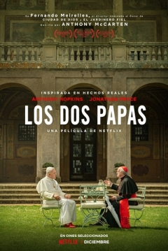 Poster Los dos Papas