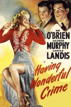 Poster Having Wonderful Crime