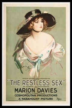 Poster The Restless Sex
