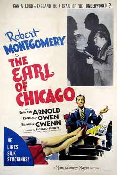 Poster The Earl Of Chicago