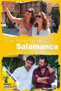 Poster Un Verano en Salamanca