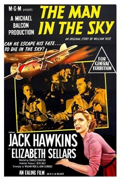 Poster The Man in the Sky