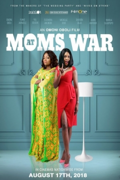 Poster Moms at War