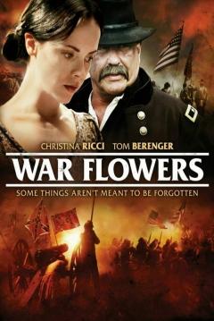 Poster Las Flores de la Guerra