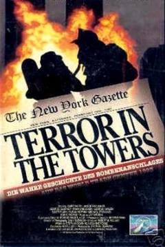Poster Without Warning: Terror in the Towers