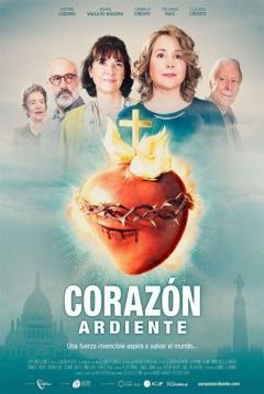 Poster Corazón Ardiente