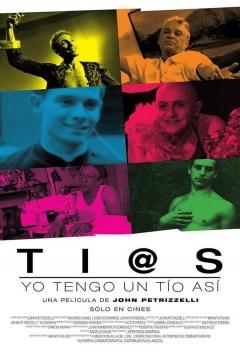 Poster Tí@s, Yo Tengo un Tío Así
