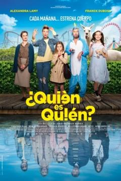 Poster ¿Quién Es Quién?