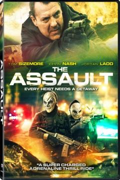 Poster The Assault