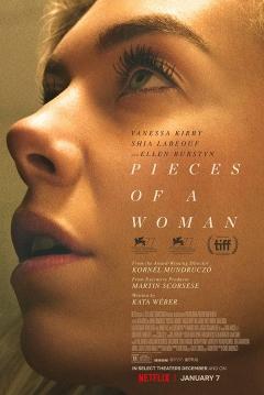 Poster Fragmentos de una Mujer