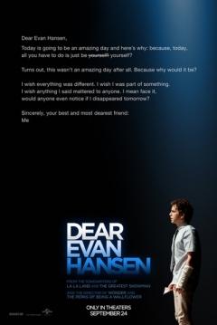 Poster Dear Evan Hansen