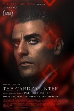 Poster The Card Counter